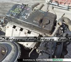 двигатель 4D33 на MITSUBISHI CANTER FE437 (мицубиси кантер)
