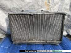 Радиатор двигателя  1G TOYOTA CRESTA GX100  (Тойота Креста)