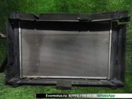 Радиатор двигателя  2ZR-FXE TOYOTA PRIUS ZVW30  (Тойота Приус)