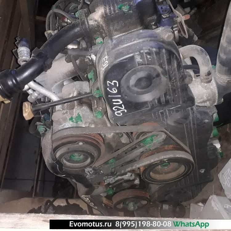 двигатель EJ20E на SUBARU LEGACY BL5 (субару легаси)
