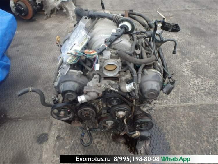Двигатель 2UZ на LEXUS GX470 UZJ120 (лексус GX470)