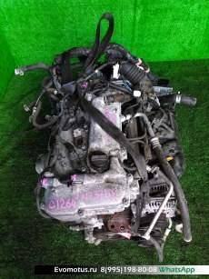 Двигатель 3ZR-FAE TOYOTA NOAH ZRR70 (Тойота Ноах)