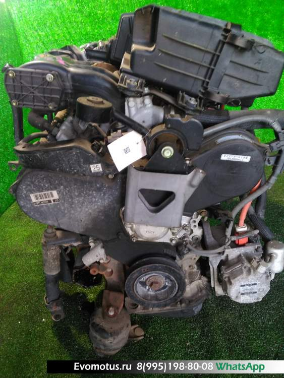 двигатель на 3MZ-FE TOYOTA  KLUGER MHU28 (Тойота Клюгер )
