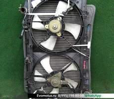 радиатор двигателя  ga16de NISSAN PULSAR n14 (Ниссан Пульсар)