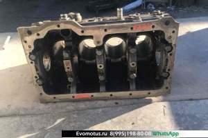 блок двигателя 4DR7 на MITSUBISHI CANTER  (Мицубиси Кантер )