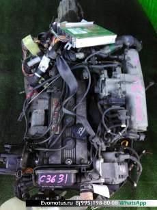 двигатель на 1G-FE TOYOTA  CROWN GS131;GS130 (Тойота Краун)