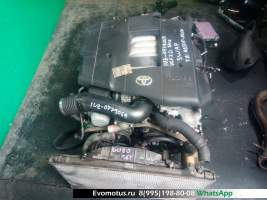Двигатель  1UZ-FE TOYOTA CELSIOR UCF20  (Тойота Цельсиор )