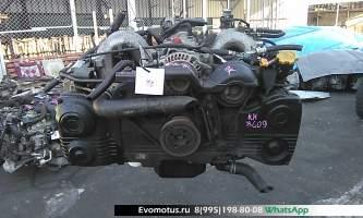 Двигатель EJ254DXEBE на SUBARU LEGACY BH9 (субару легаси )