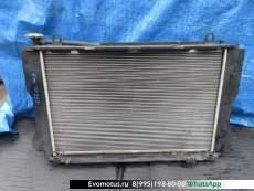 Радиатор двигателя  2ZR TOYOTA WISH ZGE20  (Тойота Виш)