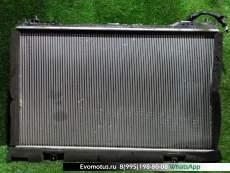 Радиатор двигателя  4GR-FSE TOYOTA CROWN GRS210  (Тойота Краун )