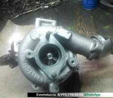 турбина 14411-4N101 на YD25DDTi, YD25 NISSAN PRESAGE VNU30, VU30 (ниссан пресаж)