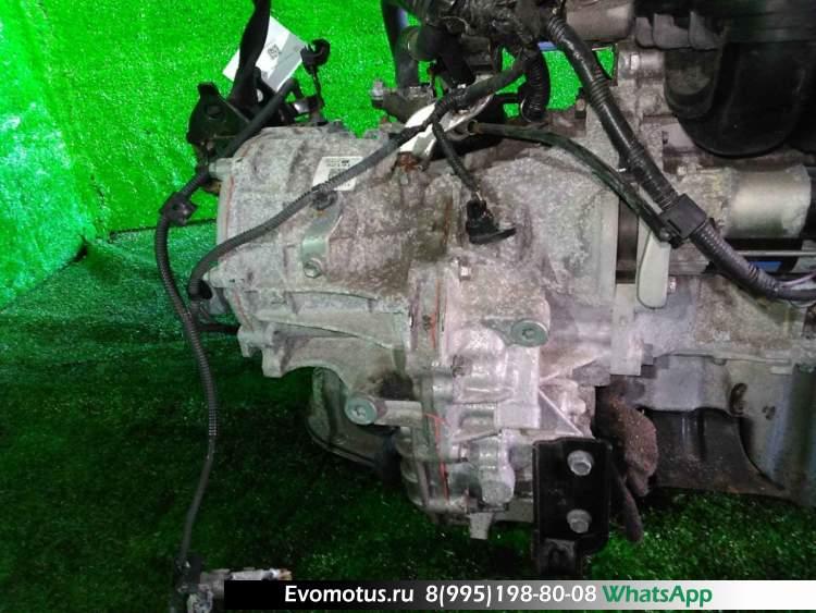 АКПП K410 04A на 1KR-FE TOYOTA VITZ KSP90 (Тойота Витц )