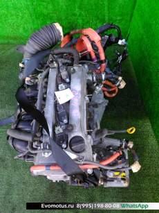Двигатель 2AZ-FXE TOYOTA SAI AZK10 (Тойота Сай)