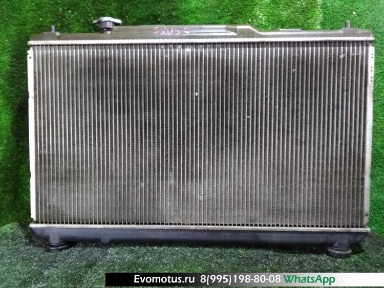 Радиатор двигателя  5S-FE TOYOTA CAMRY GRACIA SXV25  (Тойота Камри Грация)