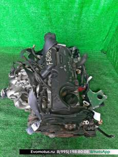Двигатель  4G15 MITSUBISHI  COLT Z28A (Мицубиси Кольт)
