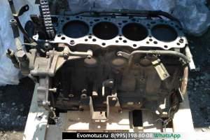 блок двигателя 4M40 на MITSUBISHI DELICA (Мицубиси Делика )