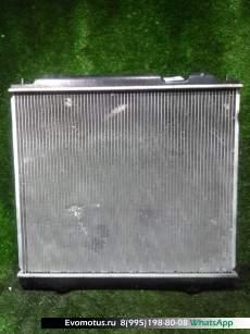 радиатор двигателя 4G64 на MITSUBISHI DELICA PA4W (Мицубиси Делика)