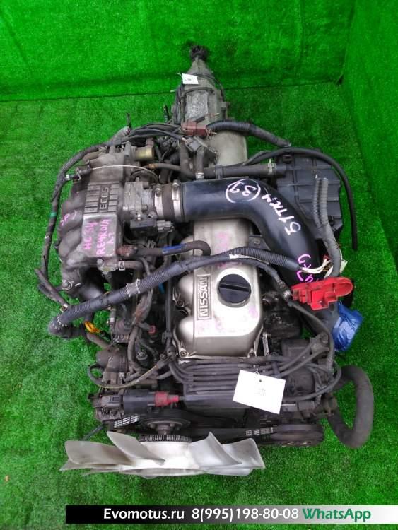 двигатель  RB20E на NISSAN LAUREL HC34 (Ниссан Лаурель)