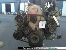 двигатель d16a на HONDA HR-V gh2 (Хонда Хрв)