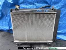 Радиатор двигателя  1NZ TOYOTA PORTE NCP141  (Тойота Порте)