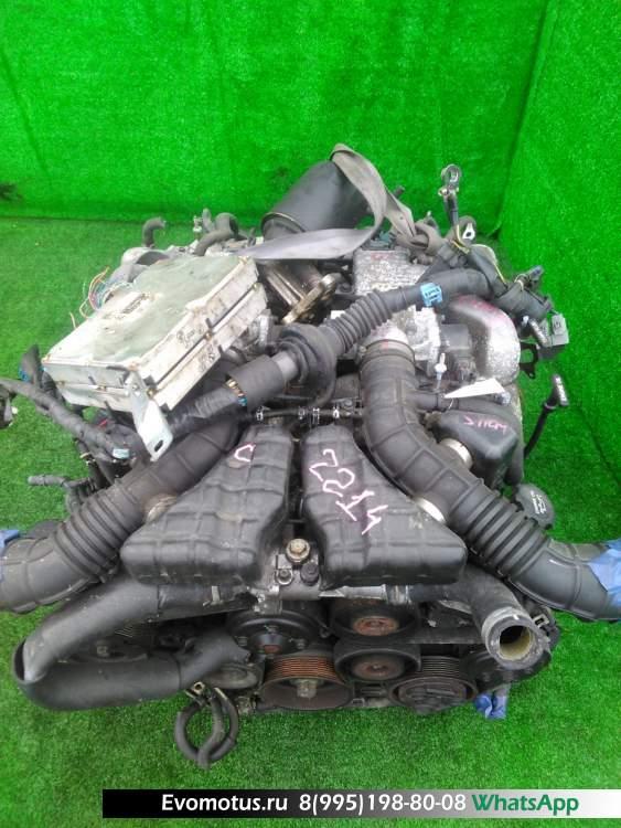 двигатель на 1GZ-FE TOYOTA  CENTURY GZG50 (Тойота Сенчури )