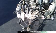 АКПП W4A421U6A2 на 4G93 MITSUBISHI GALANT EC1A  EC1W  (Мицубиси Галант)