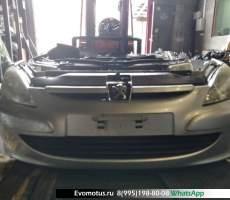 Ноускат Peugeot 307 3H DV4TD  серый