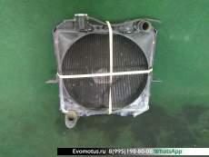 радиатор двигателя  fd35 NISSAN CONDOR h40 (Ниссан Кондор)