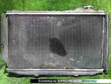 Радиатор двигателя  1G-FE TOYOTA MARK II GX70  (Тойота Марк 2)