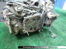 двигатель EJ20G на SUBARU IMPREZA GC8 (субару импреза)