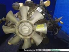 Двигатель  4M40 MITSUBISHI  CANTER FB501 (Мицубиси Кантер)
