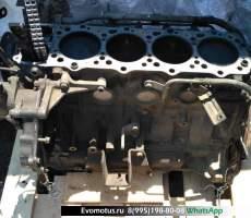 блок двигателя 4M40 на MITSUBISHI PAJERO (Мицубиси Паджеро )