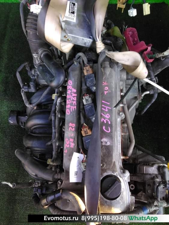 двигатель на 2AZ-FE TOYOTA  IPSUM ACM26 (Тойота Ипсум)