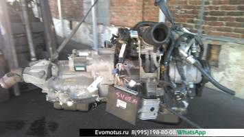 двигатель 3SZVE TOYOTA LITEACE S402M (тойота литайс)