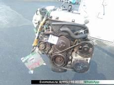 двигатель b6 на MAZDA FAMILIA bha6r (Мазда Фамилия)