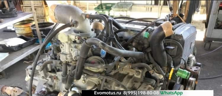 Двигатель 4AGZE TOYOTA MR-2 AW11 (Тойота Мр2)
