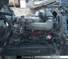 двигатель H07D на HINO RANGER (хино ренжер)