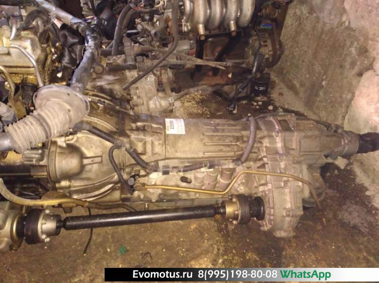 АКПП a340ha03a на 1G TOYOTA MARK II GX105 (Тойота Марк 2)