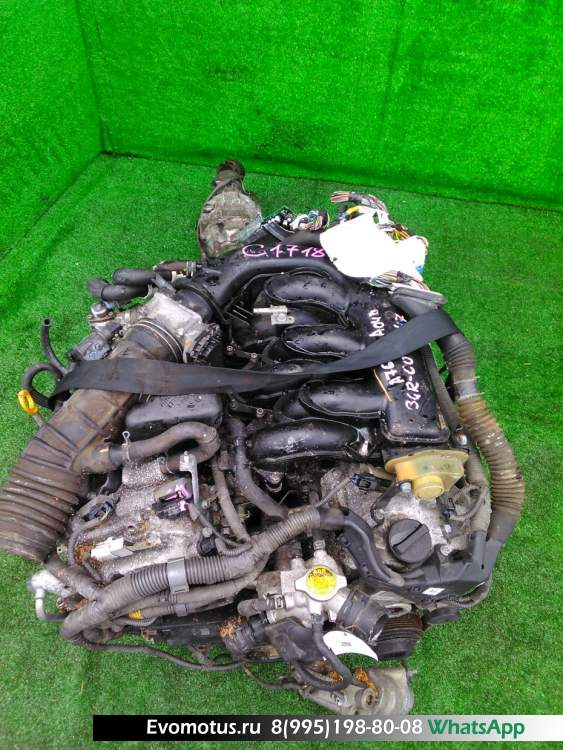 двигатель на 3GR-FSE TOYOTA  CROWN GRS183 (Тойота Краун)