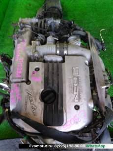 двигатель  на RB25DET NISSAN  GLORIA ENY34 (Ниссан Глория)