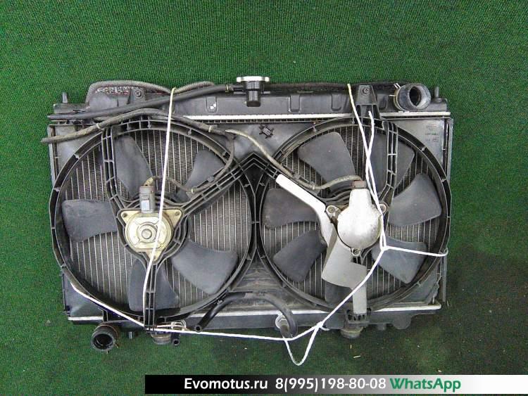 радиатор двигателя  sr18de NISSAN BLUEBIRD u14 (Ниссан Блюберд)