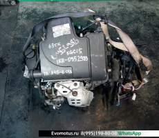 Двигатель  1KR-FE TOYOTA PASSO KGC15  (Тойота Пассо)