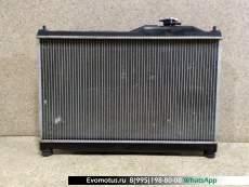 Радиатор  на F20C HONDA S2000 AP1  (Хонда S2000)