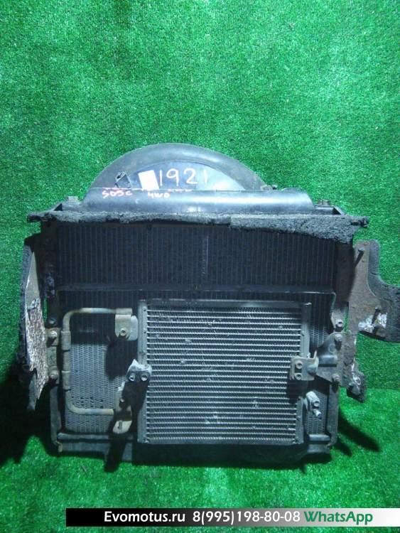 Радиатор двигателя  S05C TOYOTA DYNA XZU372  (Тойота Дюна)