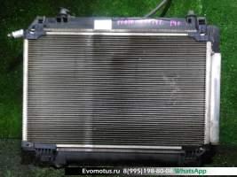 Радиатор двигателя  1NZ-FE TOYOTA PORTE NCP141  (Тойота Порте)