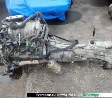 Двигатель 2UZ на LEXUS LX470 UZJ100 (лексус LX470)