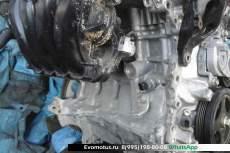 блок двигателя 1NR-FE TOYOTA VITZ NSP130 (Тойота Витц  )