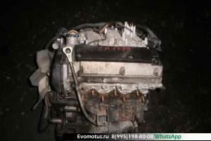 блок двигателя 6G74 на MITSUBISHI PAJERO V45W (Мицубиси Паджеро )