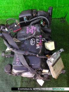 Двигатель 1NZ-FE TOYOTA IST NCP65 (Тойота Ист)