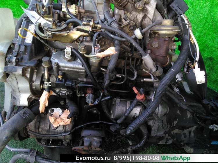 двигатель на 3C-E TOYOTA  NOAH CR52 (Тойота Ноах)